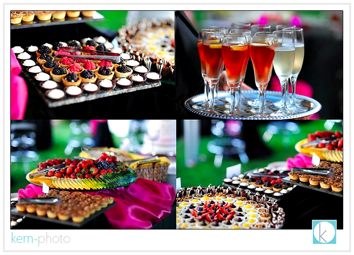 more signature bubbly drinks lots of fun finger food details